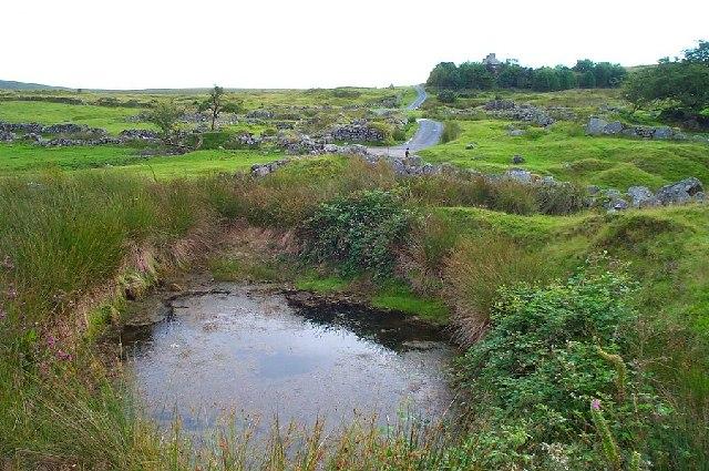 Whiteworks - Dartmoor