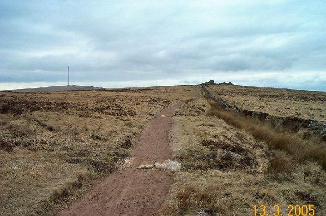 Near Princetown - Dartmoor
