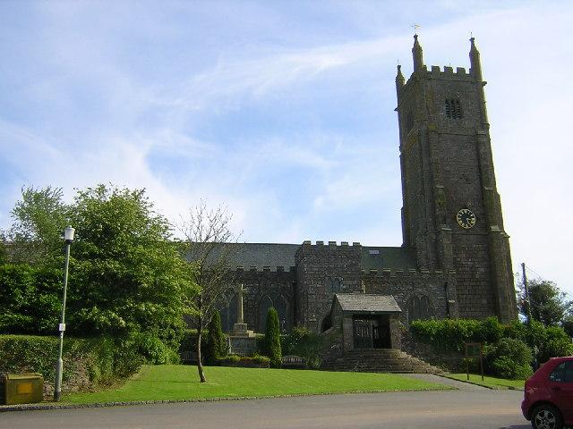 Ugborough Parish Church
