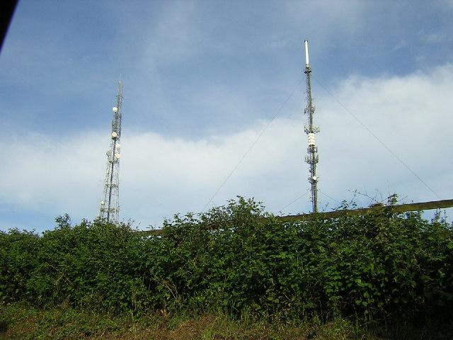 Communication masts