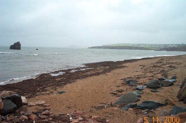 South Milton beach