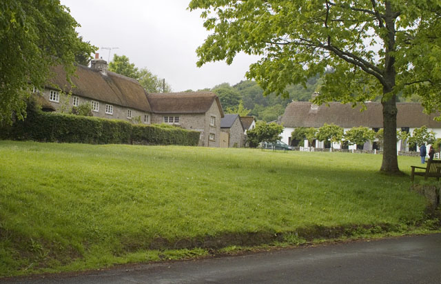 Village Green, Manaton