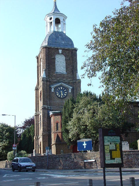 St Mary's Church Sunbury