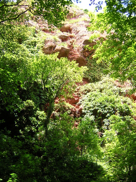 Valley of the Rocks Watcombe Torquay