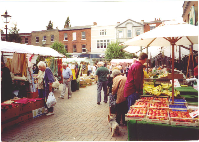 Gainsborough Market Place