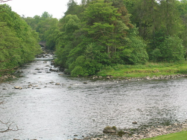 View towards Bridge of Feugh