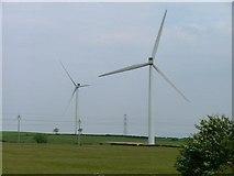 NZ4533 : Wind Turbine, Elwick by Mick Garratt