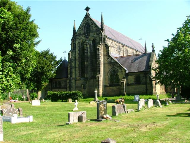 Church of St. John the Baptist, Annitsford