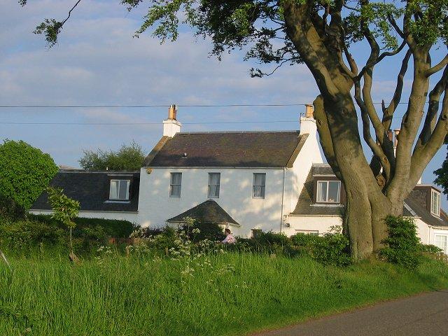 House, Kinleith