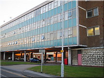 """SU9581 : """"The Office"""", Slough Trading Estate by Darren Smith"""