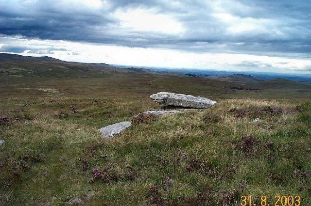 Hangingstone Hill - Dartmoor