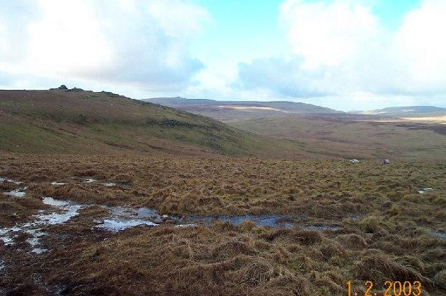 Cut Combe - Dartmoor