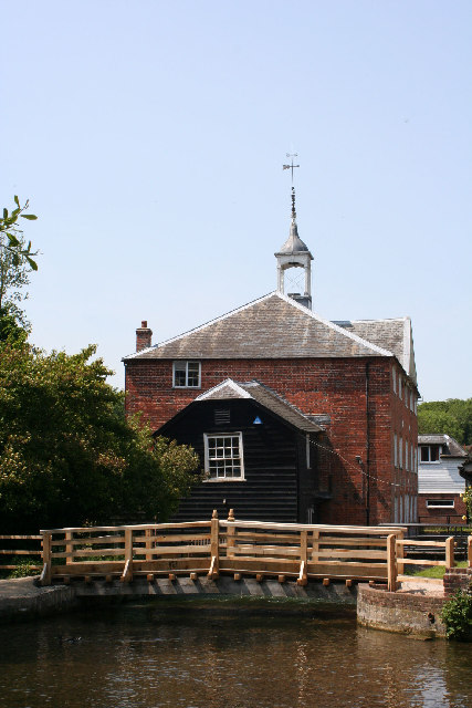 Silk Mill at Whitchurch