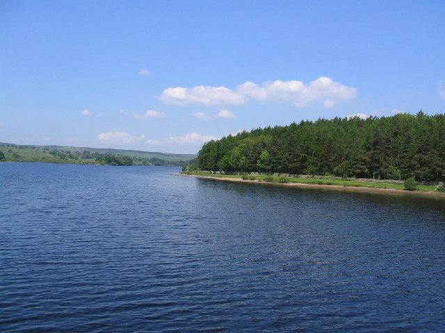 Fewston Reservoir Wharfedale