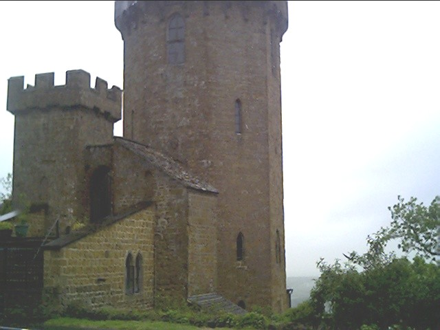 The Tower next to the Public House, Edge Hill
