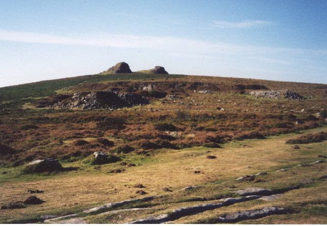 Haytor Quarry, Granite Railway and Haytor Rocks