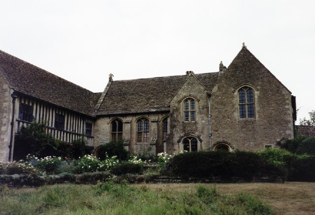 Great Chalfield Manor, near Melksham