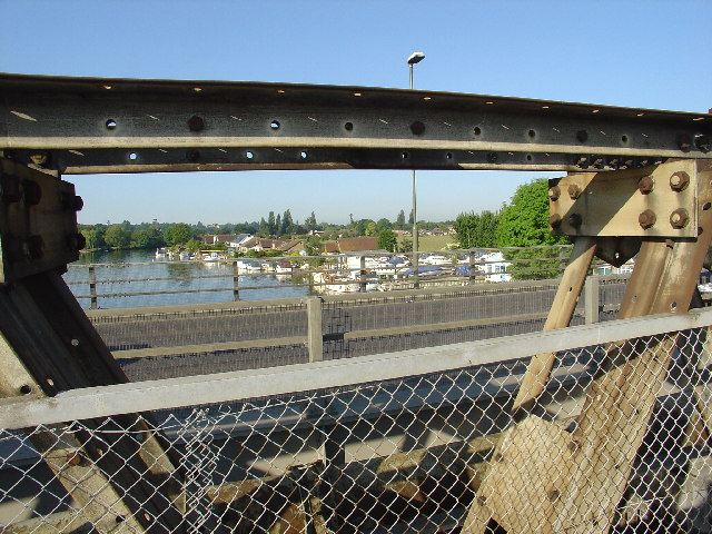 The Thames from Walton Bridge