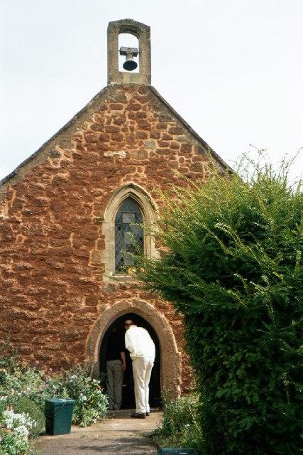 Almshouse Chapel, Heavitree, Exeter