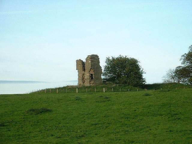 Greenhalgh Castle, Garstang