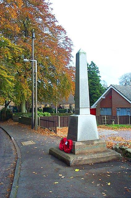 War Memorial, Stanley