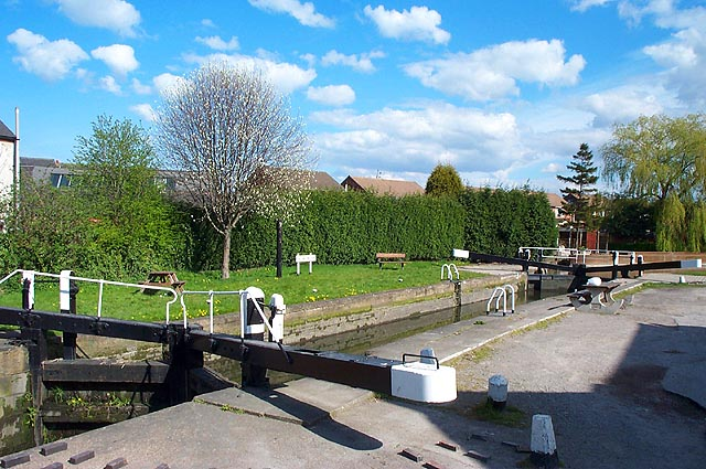 Gallows Inn Lock, Ilkeston