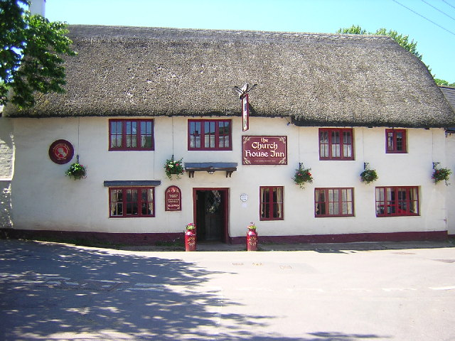 The Church House Inn Stokeinteignhead Devon