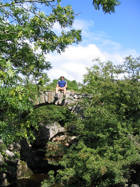 Thorns Gill Bridge