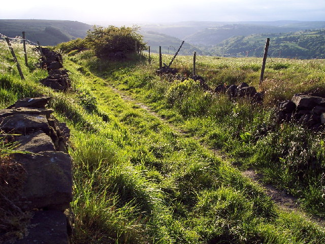 Stake Lane, Mytholmroyd