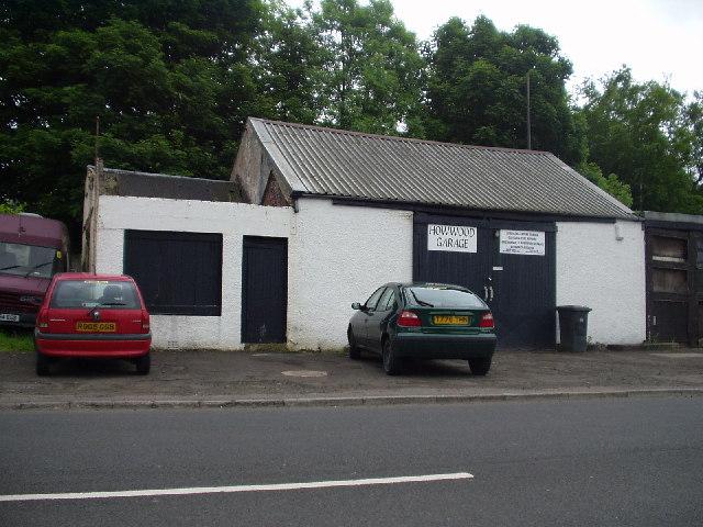 Howwood Garage