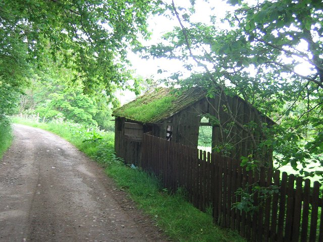 Old shed, Cardon.