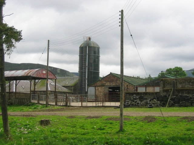 Rachan Home Farm