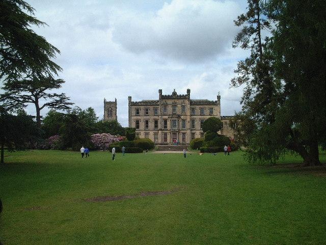 The Ride at Elvaston Castle