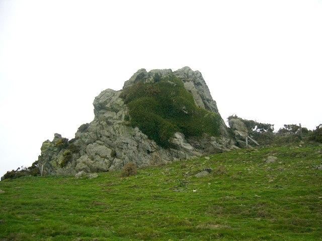 St Anchorites Rock