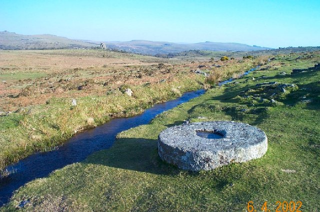 Wheelwright's stone - Dartmoor