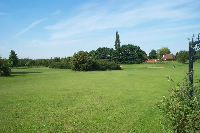 Mansfield Woodhouse Golf Course