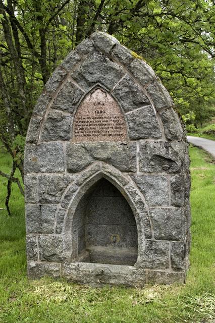 Tom Tough's Well at Glenmillan