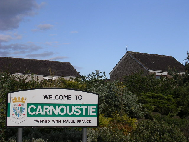 Welcome to Carnoustie