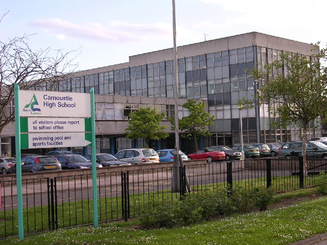 Carnoustie High School