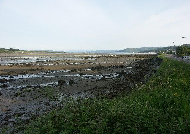 Loch Gilp near Ardrishaig, Argyll