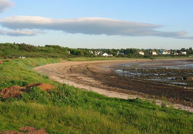 Beach, Longniddry.