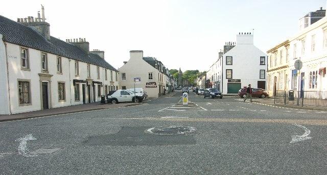 Lochgilphead, Argyll