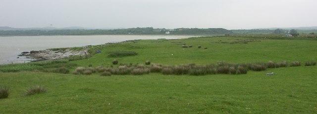 Coastline between Bowmore and Bridgend