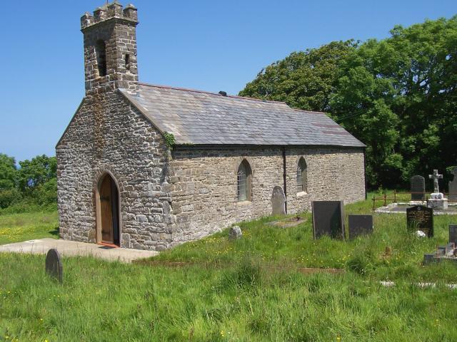 Llanina Church