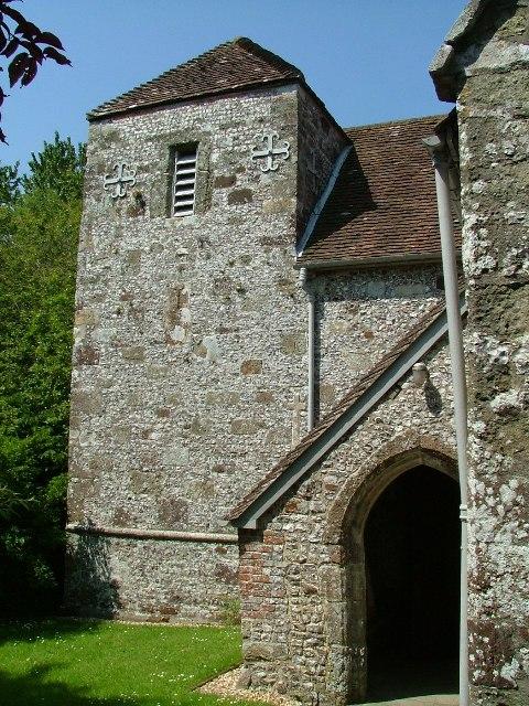 St Mary's church Tarrant Rushton, Dorset