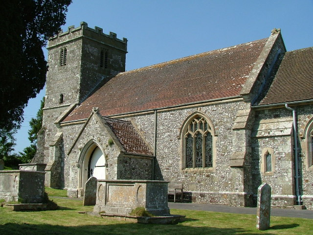All Saints Church, Tarrant Keyneston