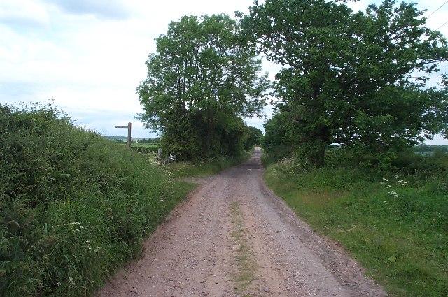Oakfield Lane, Warsop