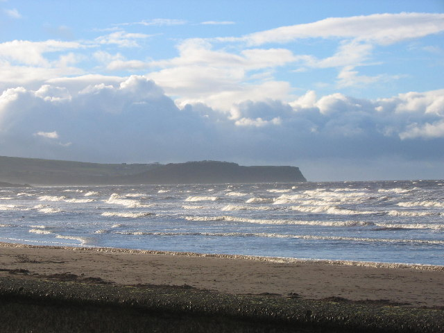 Ayr Beach, Scotland