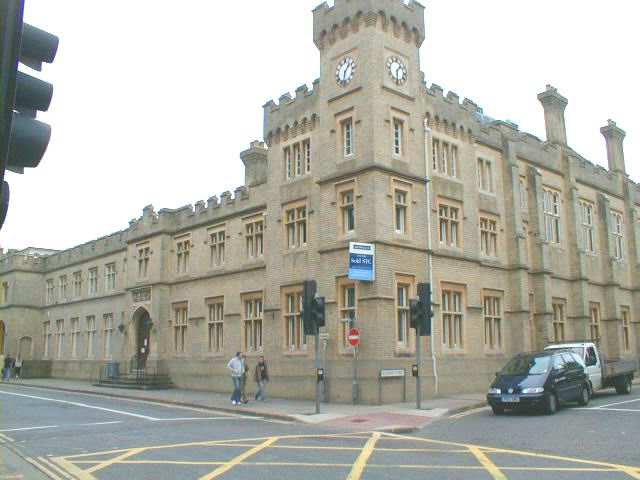 Old county gaol