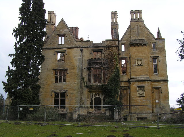 Nocton Hall, Lincolnshire